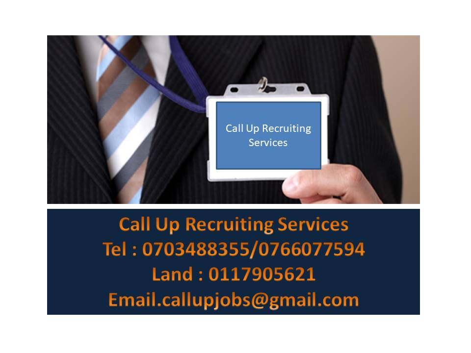 Call - Up Recruiting Services